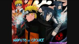 Naruto battle song