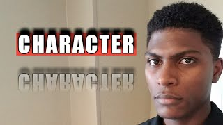 Character | Spoken Word Poetry by Kenny G Wilson | Think Poetry