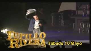 Magno Baile de Feria Lupillo Rivera y El Bebeto Sábado 10 de Mayo Feria de la Piña Loma Bonita 2014