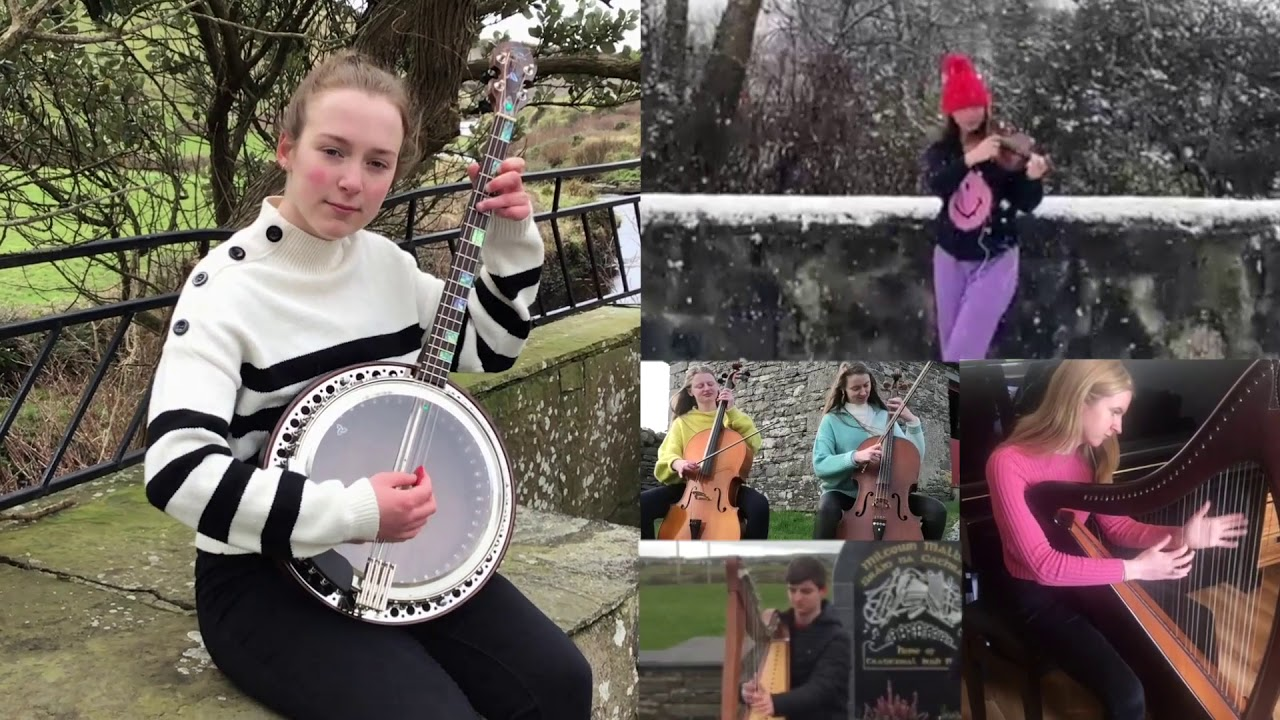 Clare Youth Trad Orchestra Online Performance