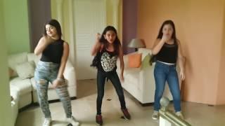 Coreografia de Vacaciones /primas dance music