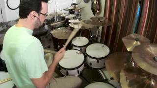 Hollyn - Nothin' On You - drum cover by Adam Rhodes