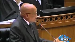 eNCA| Tension Underlines Parliamentary Q&A