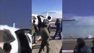"""Difunden video de la recaptura de Joaquín """"El Chapo"""" Guzmán"""
