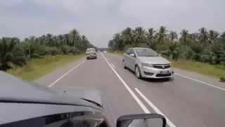 GoPro Malaysia - Driving From Besut to Benta Pahang
