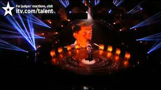 [FULL]Ryan O'Shaughnessy - Britain's Got Talent 2012 Final ***HD***