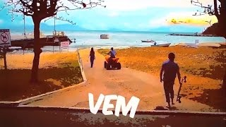 JAMZ - Vem (Lyric Video) [Vídeo Oficial]