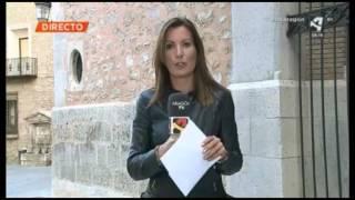 reja catedral de Teruel