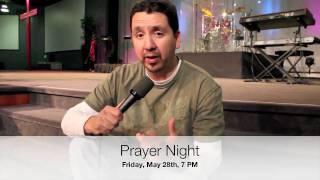 Templo Calvario Announcements May 23rd 2010