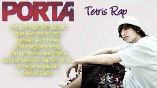 Porta - Tetris Rap (con Letra)