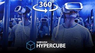 Biffy Clyro - Flammable [ Samsung Gear VR Hypercube Experience ]