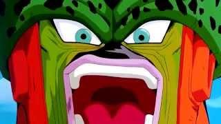 Dragonball Z Kai   Cell Absorbs 18