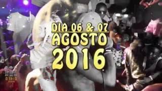 O TRIO - PÉ NO AR (GRAVAÇÃO DO VIDEO CLIP)