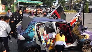 Modifikasi 'Ekstrim Racing' Mitsubishi Mirage || Forum Komunikasi Otomotif Jogja