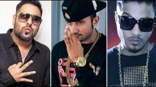 Raftaar, Badshah, Sukh-e, Hardy Sandhu, Honey Singh - Gall Goriye Song