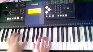 Tutorial teclado Uma coisa peço ao senhor ( Fernandinho )