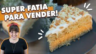miniatura SUPER FATIA para VENDER - Fature 90 REAIS com essa receita! | Tábata Romero