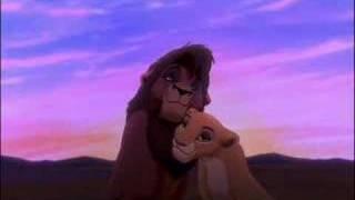 Kovu,Kiara - im in heaven when you kiss me