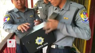 Buddhist Monk Arrested With a Whole Lot of Meth