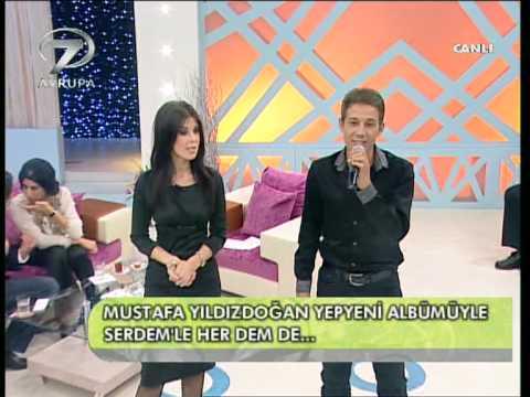 Mustafa Yildizdogan-Güvenemem [ senin icin ] Kanal 7 Serdem'le her dem Part 2