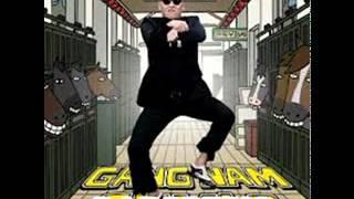 psy gangam style VS eletrofank