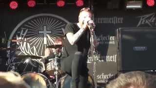 "Memphis May Fire-""No Ordinary Love"" Live Carolina Rebellion 2014"