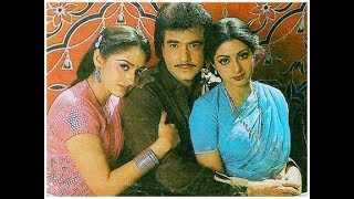 Sridevi-Jeetendra-Jayaprada Love Triangle : How Jeetendra used Jaya against Sridevi