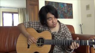 Clouds - Zach Sobiech - Guitar Fingerstyle Instrumental