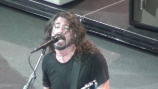 Foo Fighters - These Days @Live At The Acropolis, Herodus Atticus Odeon, Athens 2017.07.10