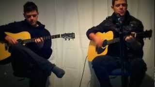 We'll be coming back acoustic cover (Calvin Harris ft. Example)