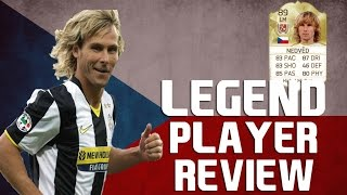Fifa 16 legends pavel nedved 89 player review in game stats