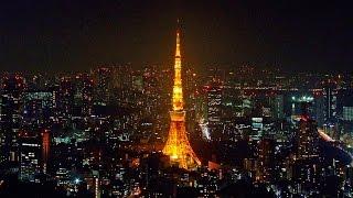 Torre de Tokio, el ojo que todo lo ve