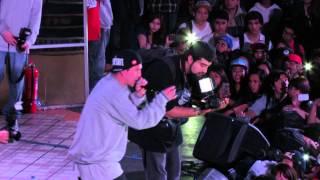 """Exiliados, ChysteMc - Enfermos del Rap """"La Pandemia"""" HD"""