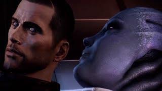 Mass Effect 3 Romance Scene (Liara)
