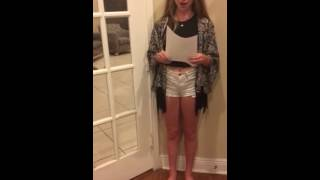 Emily Shecter Audition