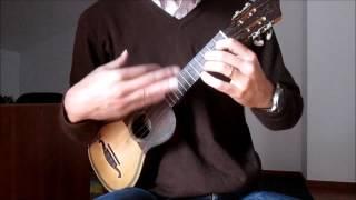 Cavaquinho português - Saias do Freixo