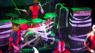 Quinteto Explosivo - Ammandame Côa Paxaxa Pus Dentes (Comme Restus) @ RCA Club 19/12/2014