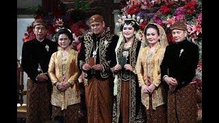 Pernikahan Kahiyang Ayu dan Bobby Nasution Disebut Sebagai 'Wedding of The Year'