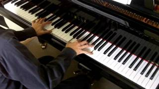 Hanon The Virtuoso Pianist in 60 Exercises for Piano No.39a C Major A Minor 哈農 鋼琴 練習曲