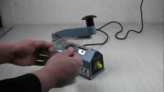 Soudeuse à impulsion manuelle | 105H | Hand type impulse sealer