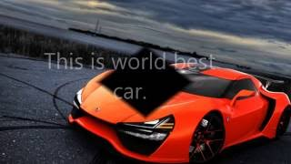 Best Car in The World history - Trion Nemesis