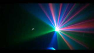 alien lighting-dual flower wash