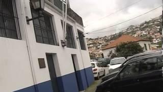 TVI MADEIRA - RONALDO HISTORIA TRANSFERENCIA CONTADA POR PADRINHO E PRESIDENTE ANDORINHA
