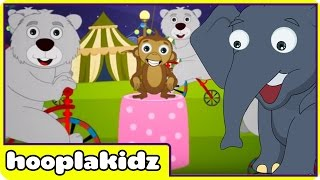 The Animal Fair | Nursery Rhymes For Children by Hooplakidz