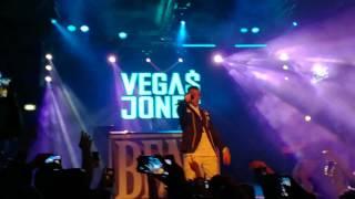 VEGAS JONES feat Nitro - Trankilo live @Magazzini Generali