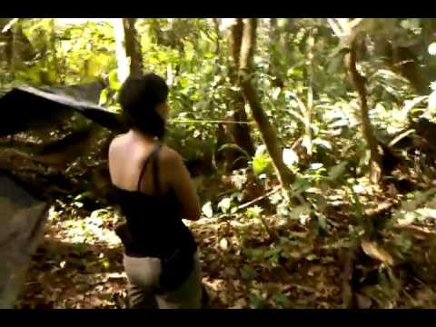 Hammock Camping in the Nicaraguan Jungle