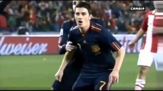 Gol   Cali   El Dandee Selección Española