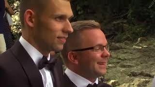 Svatba Luboše a Matěje na hradě Karlštejn (Helena Vondráčková) Dj Sunface 1 8 2014