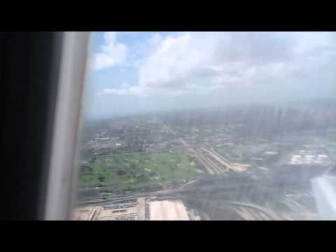 South Africa Trip – Miami Departure