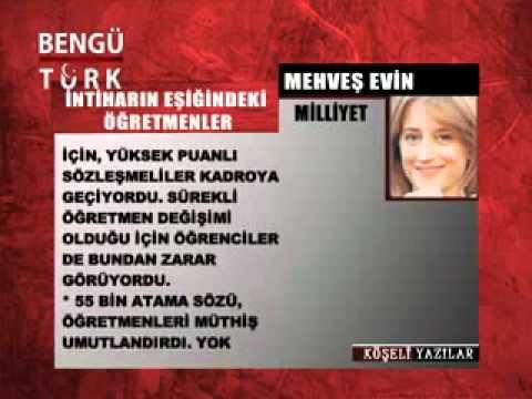 Son 5 yılda 30 öğretmen intihar etti. Geçim sıkıntısı, Mehveş Evin, Milliyet
